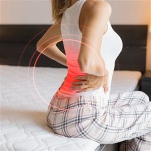 Illustration of Causes Of Spinal Pain After Waking Up?