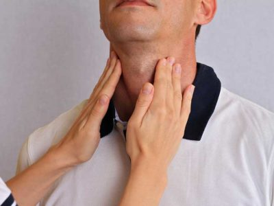 Illustration of Is Enlargement Of The Thyroid Gland Dangerous?