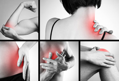 Illustration of The Cause Of Body Aches Accompanied By Back Pain?