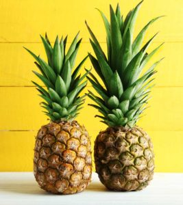 Illustration of Can Pineapple Cure Tonsils?