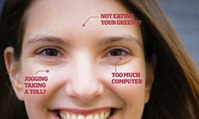Illustration of The Face Feels Thick, The Teeth Will Fall Out Due To Frequent Injecting Drugs?