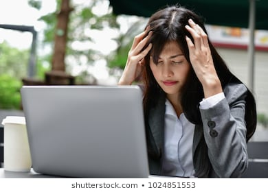 Illustration of Feeling Inferior And Stressed When Not Working?