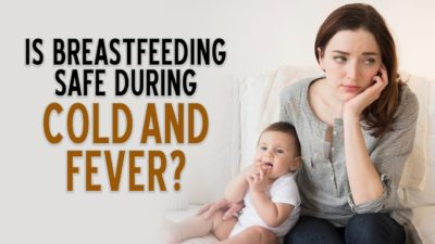 Illustration of Fever Remedy For Breastfeeding Mothers?