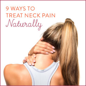 Illustration of Treatment For Neck And Shoulder Pain?