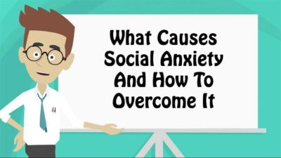 Illustration of How Do You Overcome Social Anxiety Disorder?