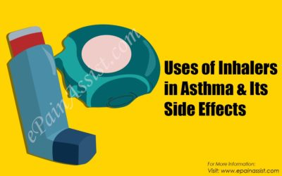 Illustration of Side Effects Of Using Inhalers In Asthmatics?