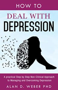 Illustration of How To Deal With Depression?