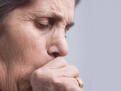 Illustration of Handling Of Dry Cough For Old Age?