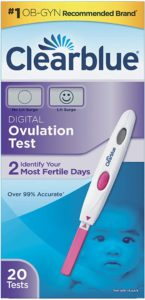 Illustration of How To See OPK (ovulation Predict Kit)?
