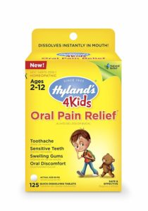 Illustration of Toothache Medicine For Children Aged 11 Years?