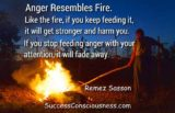 How Do You Let Go Of Anger?