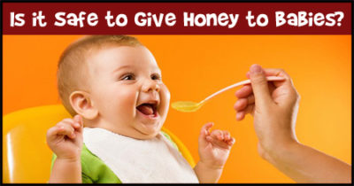 Illustration of Babies Do Not Defecate After Administration Of Honey?