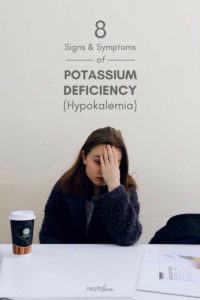 Illustration of Side Effects Of Potassium Deficiency?