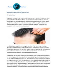 Illustration of Medication To Deal With Sedentary Hair Loss?