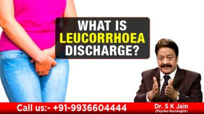 Illustration of Leucorrhoea Stops After Intercourse?