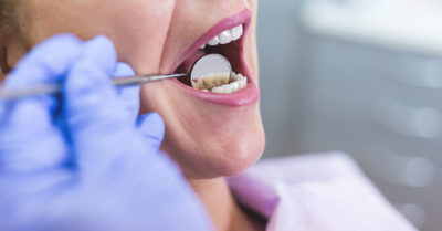 Illustration of The Cause Of Teeth Aches And Pains?