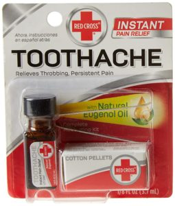 Illustration of The Most Effective Toothache Medicine?