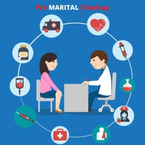 Illustration of Pre Marital Check Up Is Required?