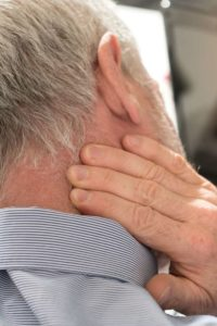 Illustration of A Frequent Cause Of Back Headache?