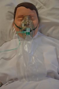 Illustration of Does The Oxygen Mask Use One Mask For One Patient?