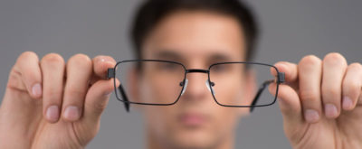Illustration of Blurred Vision And Difficulty Holding Objects?