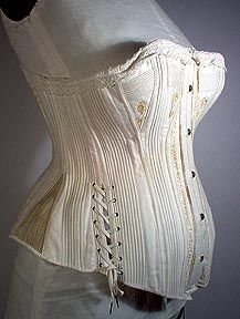 Illustration of The Use Of Corsets For Pregnant Women?