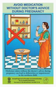Illustration of Can Consumption Of Drugs Without A Doctor's Prescription In Pregnant Women?
