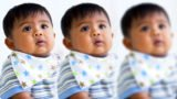 How Old Can The Baby's Eyes See Clearly?