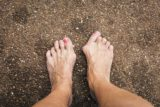 Often Cuts Cut Themselves On The Big Toe?