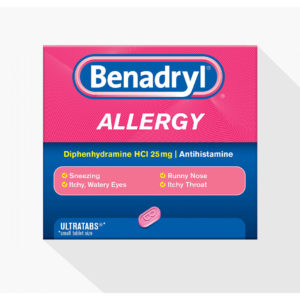 Illustration of Antihistamines For Relieving Strep Throat And Colds?