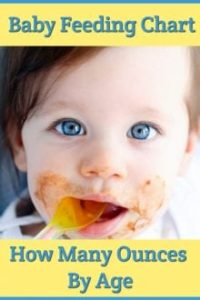 Illustration of From What Age Can A Baby Be Fed?