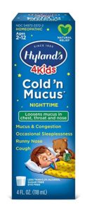 Illustration of Cough Colds In Children Aged 2 Years?