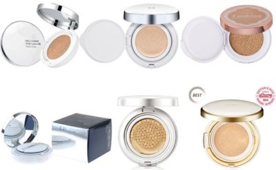 Illustration of Use Of BB Cushion Cosmetic Powder When You Are 8 Months Pregnant.?