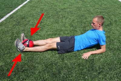 Illustration of Pain In The Groin After Playing Ball.?