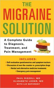 Illustration of Solution For Migraine Treatment.?