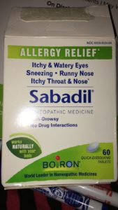Illustration of How To Stop Taking Allergy Medicine?