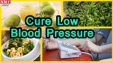Solution For Treatment Of Low Blood Pressure.?