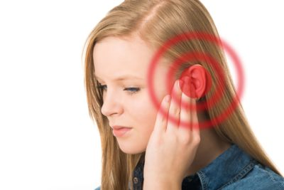 Illustration of Ear Pain After Dental Surgery.?