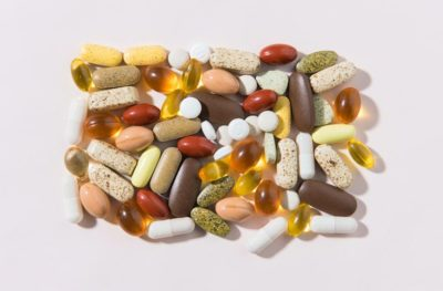 Illustration of Take Dietary Supplements That Have Expired.?