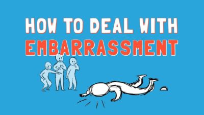 Illustration of Often Upset When Embarrassing Events That Have Been Experienced.?