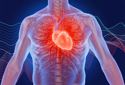 Illustration of Causes The Left Chest Feels Hot And Palpitations?