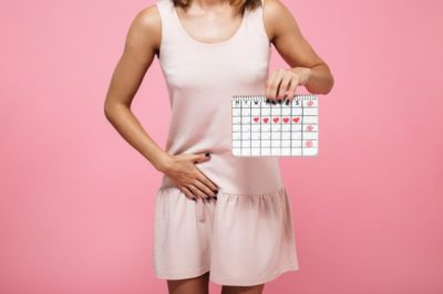 Illustration of Menstruation Continuously Until The Weight Drops Dramatically Is It Normal?