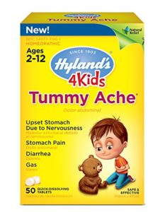 Illustration of What Is The Medicine For A 4-year-old Child Who Has An Upset Stomach And Is Vomiting From Eating Wrong?
