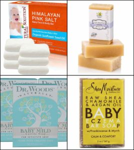 Illustration of Is Baby Bar Soap Safe For Adults?
