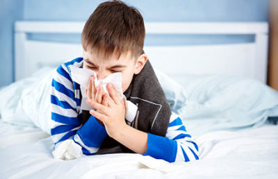 Illustration of Colds Have Not Been Cured For 3 Years?