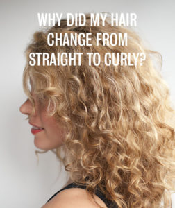 Illustration of Can Wavy Hair Grow Straight If Shaved First?