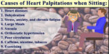Causes Of Heart Palpitations?