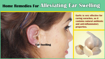 Illustration of Natural Treatment For Swollen Ears?