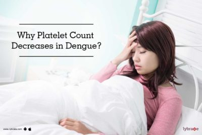 Illustration of The Cause Of Platelets Decreases In Patients With Dengue Fever?