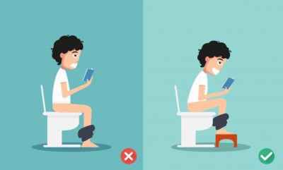 Illustration of Why Is It Difficult To Defecate When You Have A Fever?